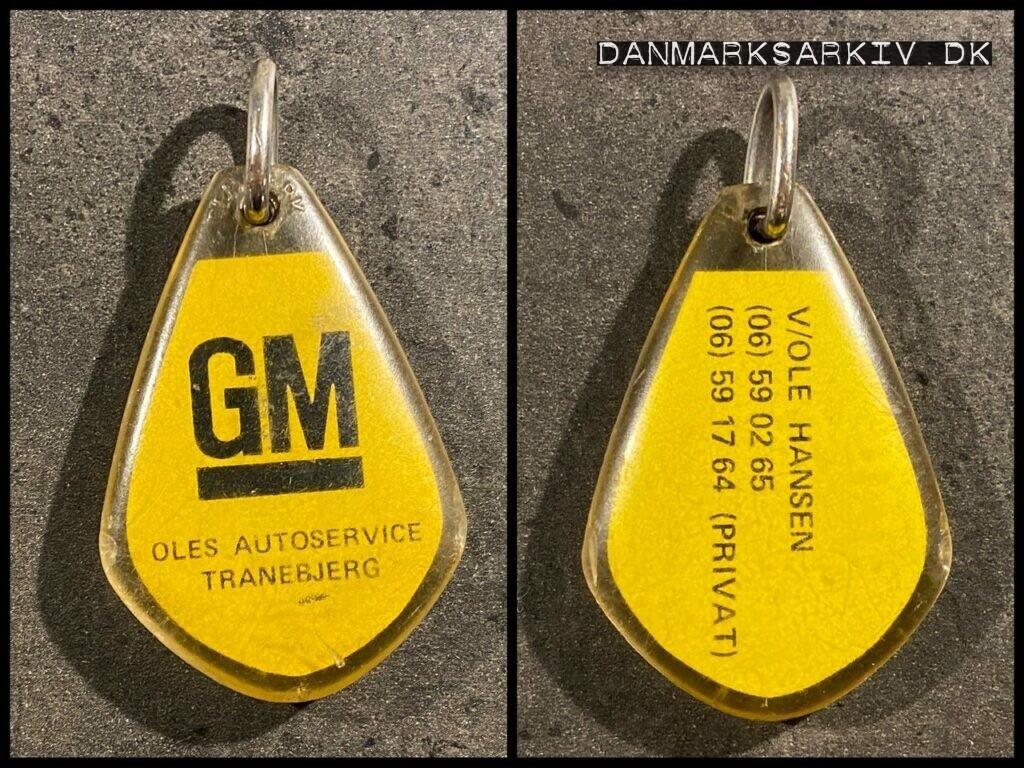 General Motors - Oles Autoservice Tranebjerg