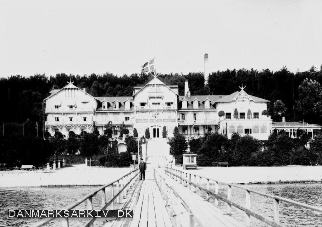 Skodsborg Badehotel - 1919