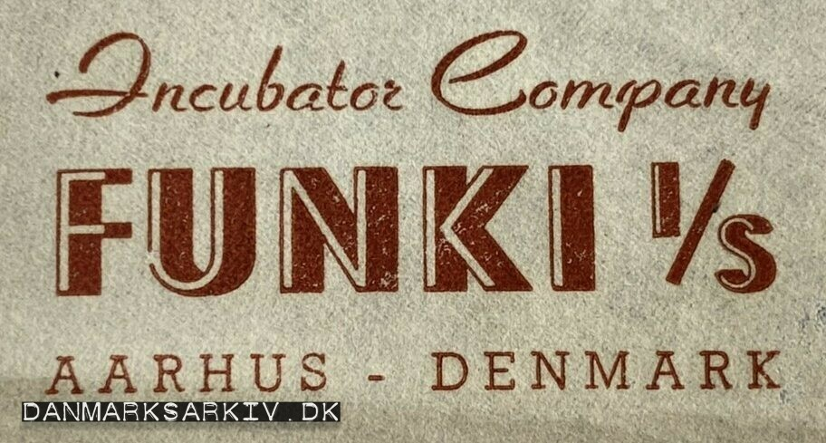 Incubator Company FUNKI I/S Aarhus - Denmark