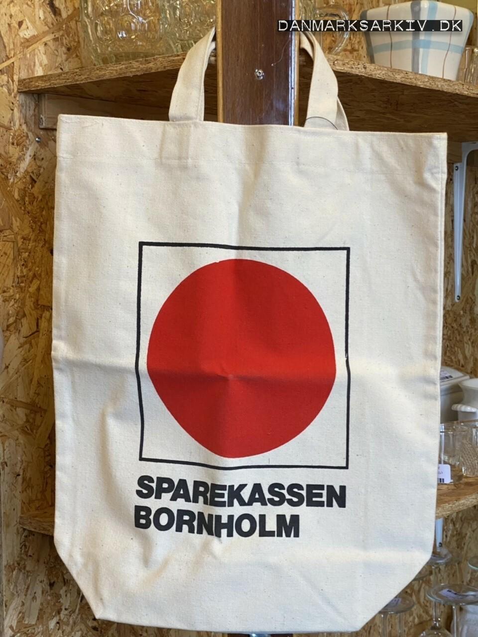Mulepose fra Sparekassen Bornholm