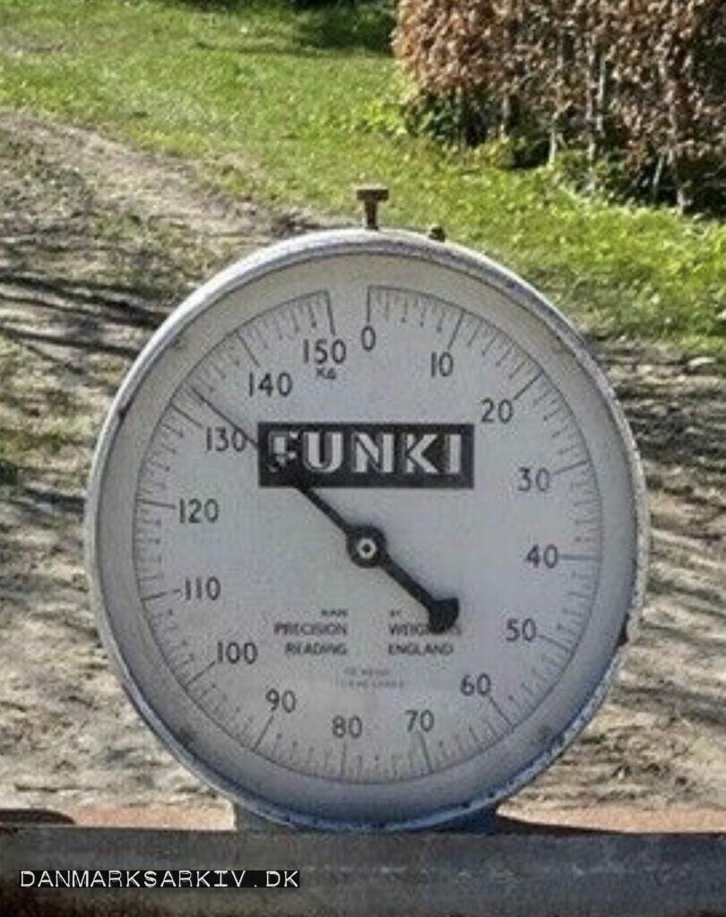 150 kg svinevægt fra Funki