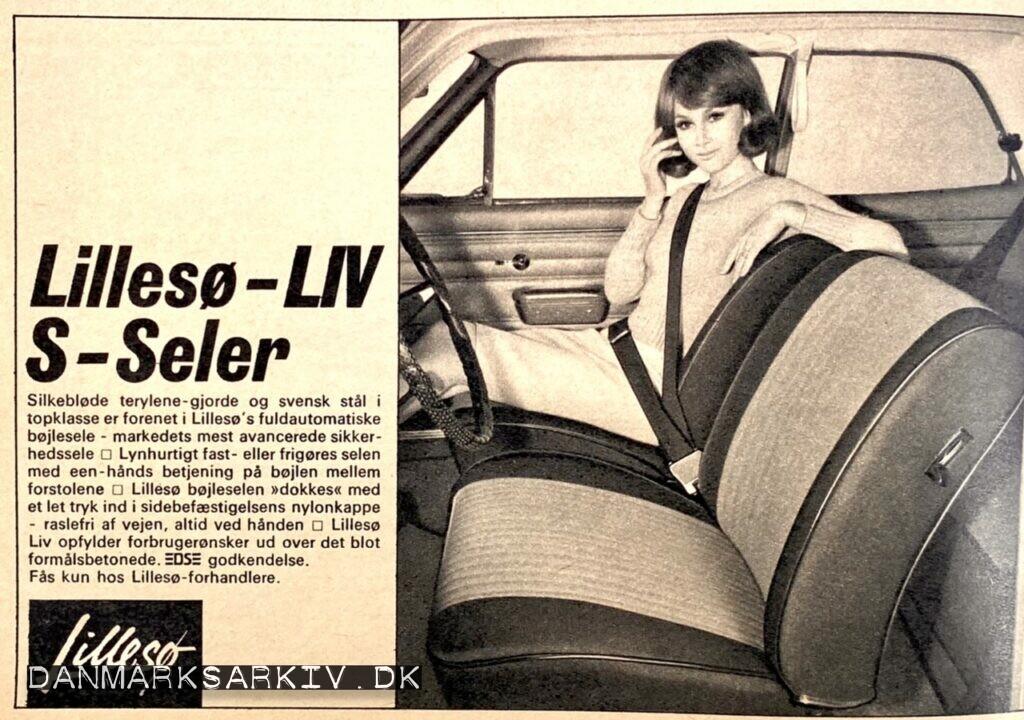 S-Seler fra Lillesø-LIV - 1968