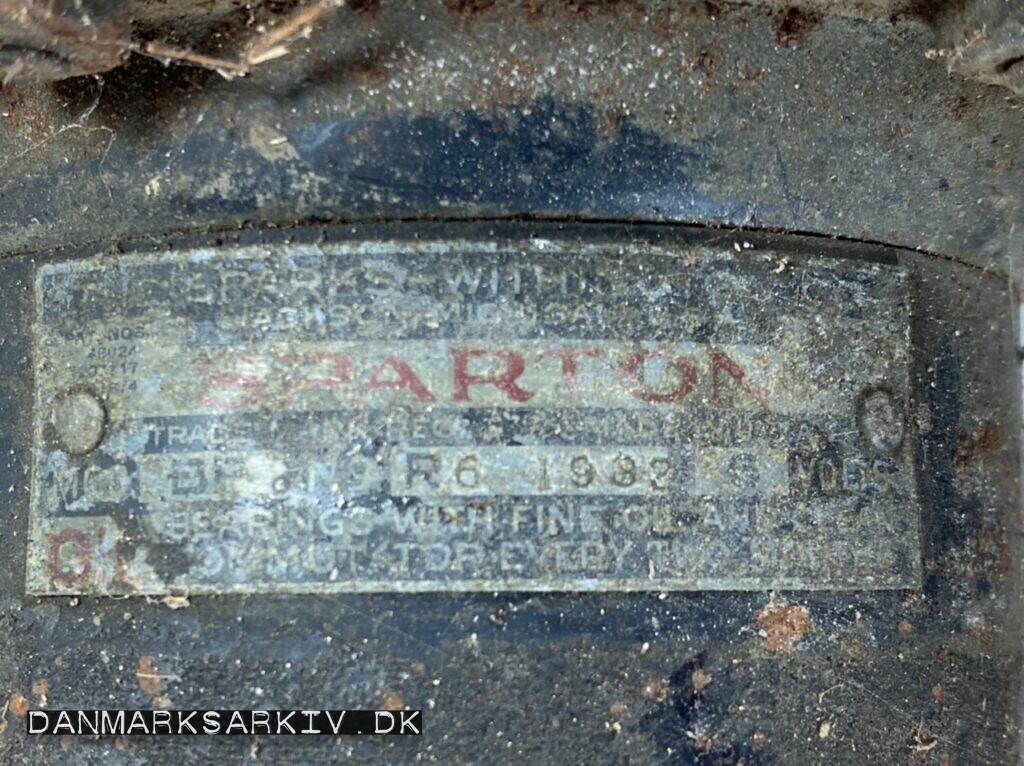 "Sparton ""Ford A horn"""
