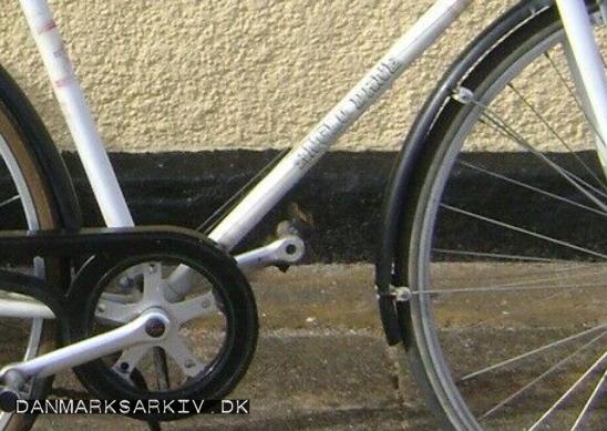 Nyere Anglo Dane cykel