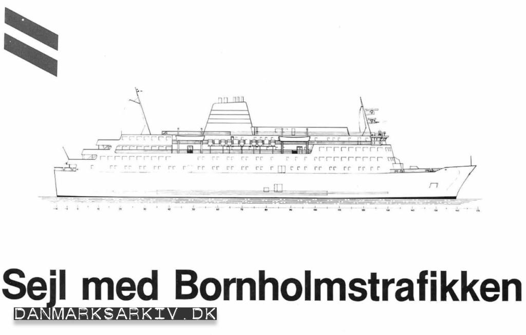 Sejl med Bornholmstrafikken