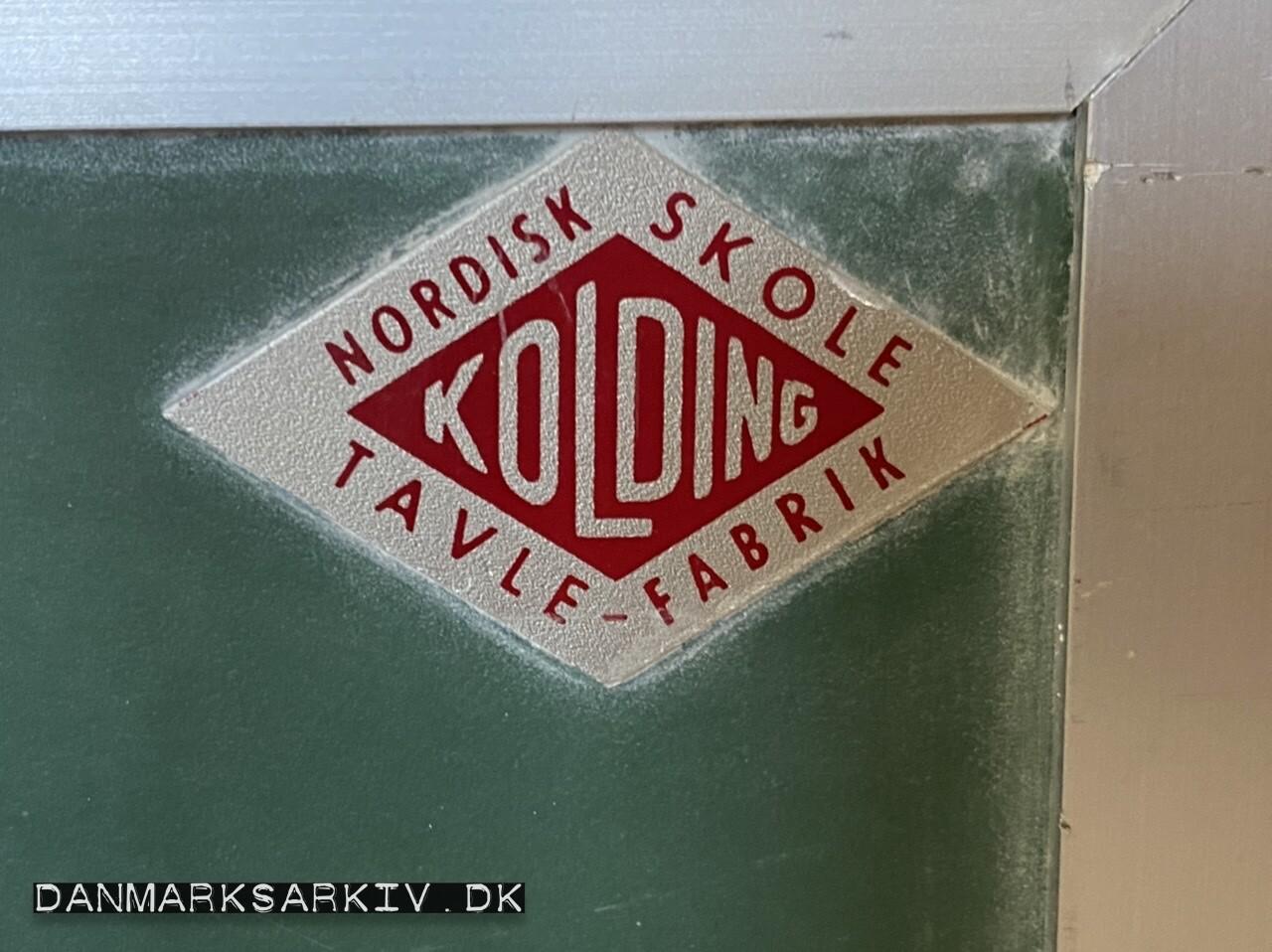 Nordisk Skoletavle Fabrik - Kolding
