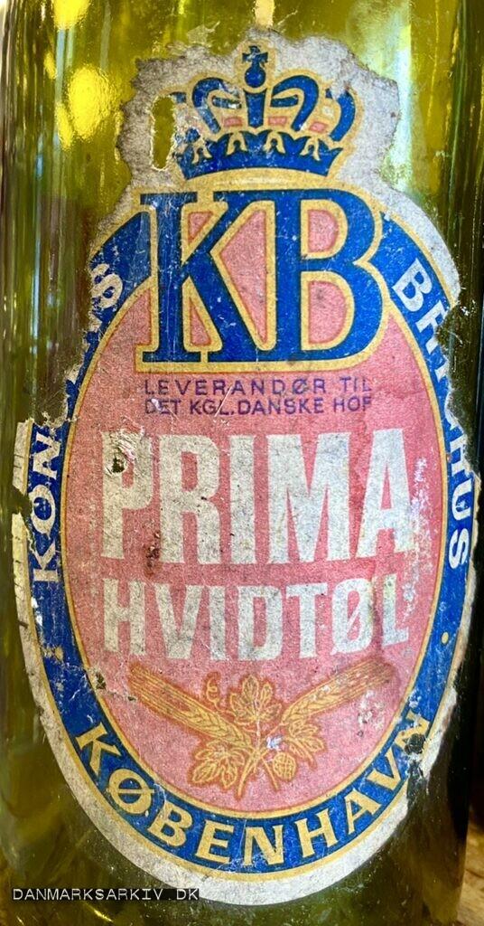 Kongens Bryghus - KB - Prima Hvidtøl