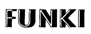 FUNKI logo - 1961