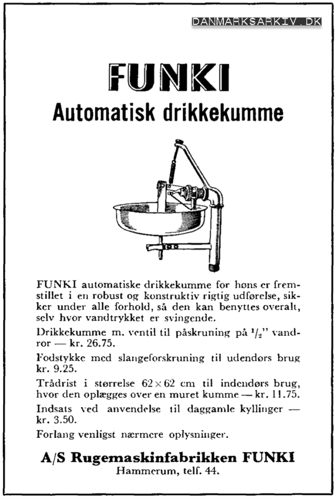 Funki reklame - 1961