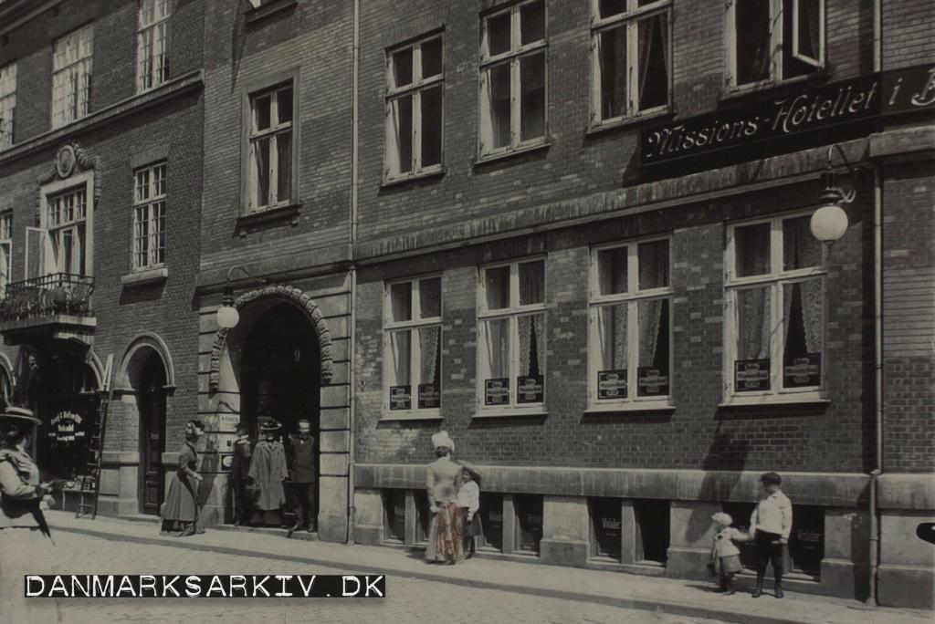 Bahns Missionshotel i Badstuestræde