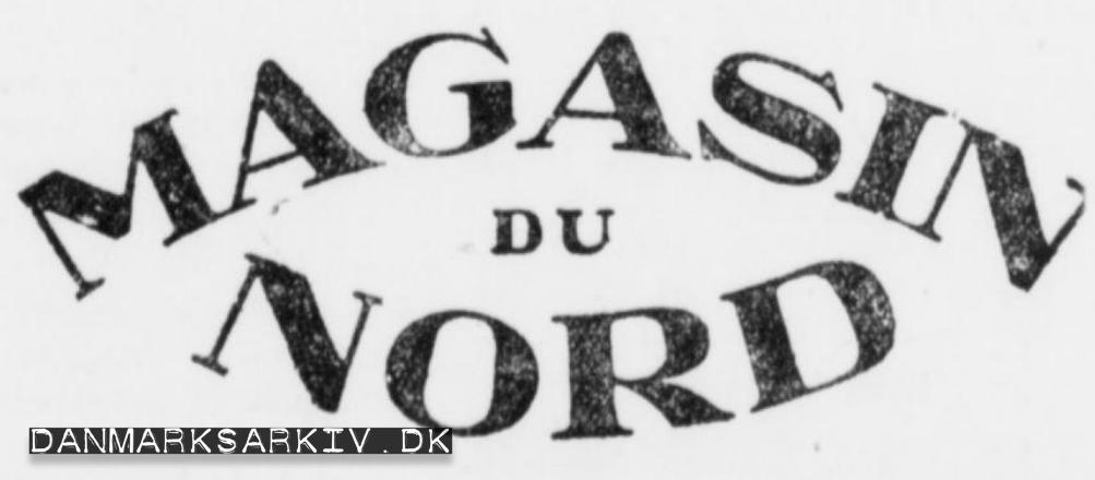 Magasin du Nord - 1920