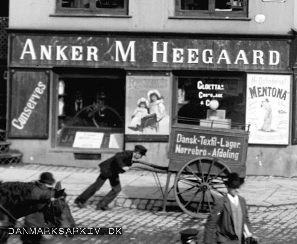 Anker M Heegaard - Dansk Textil Lager